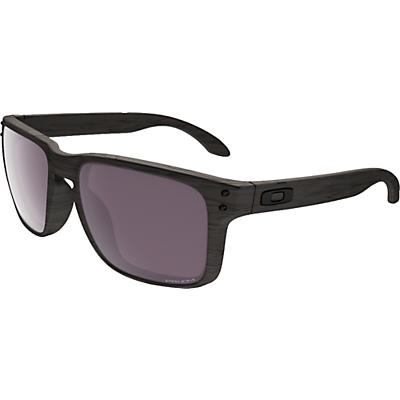 Oakley Holbrook Polarized Sunglasses - Woodgrain / Prizm Daily Polarized