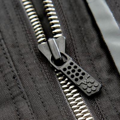 Chunky YKK Metalux Zipper