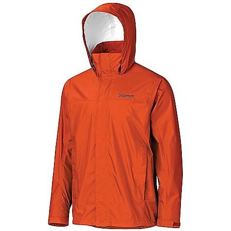 Click here for Marmot Mens PreCip Jacket Orange Haze prices