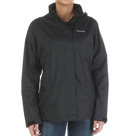 Click here for Marmot Womens Precip Jacket Black prices