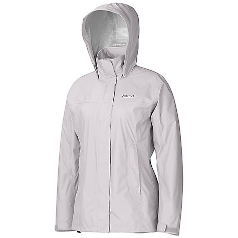 Click here for Marmot Womens Precip Jacket Gray prices