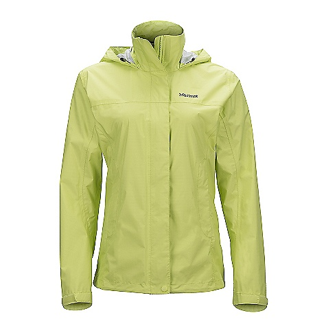 Click here for Marmot Womens PreCip Jacket Sunny Lime prices