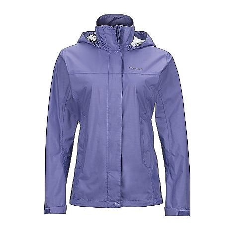 Click here for Marmot Womens PreCip Jacket Dusty Denim prices