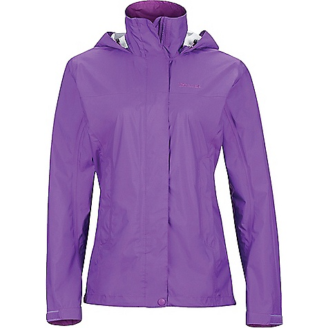 Click here for Marmot Womens PreCip Jacket Neon Berry prices