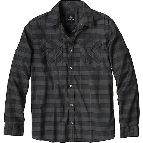 Click here for Prana Mens Terrain Shirt prices