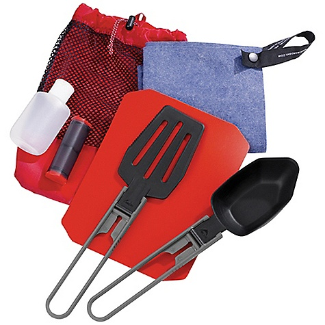 Click here for MSR Ultralight Kitchen Set prices