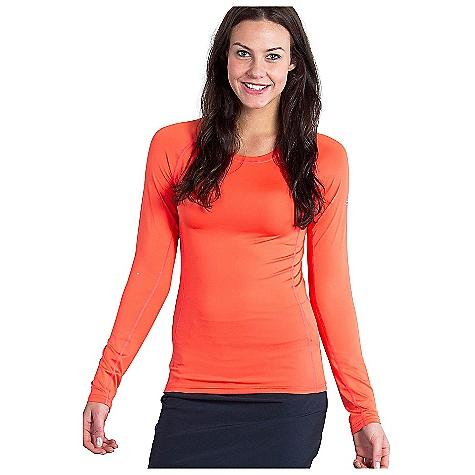 Image of ExOfficio Women's Sol Cool Long Sleeve Top