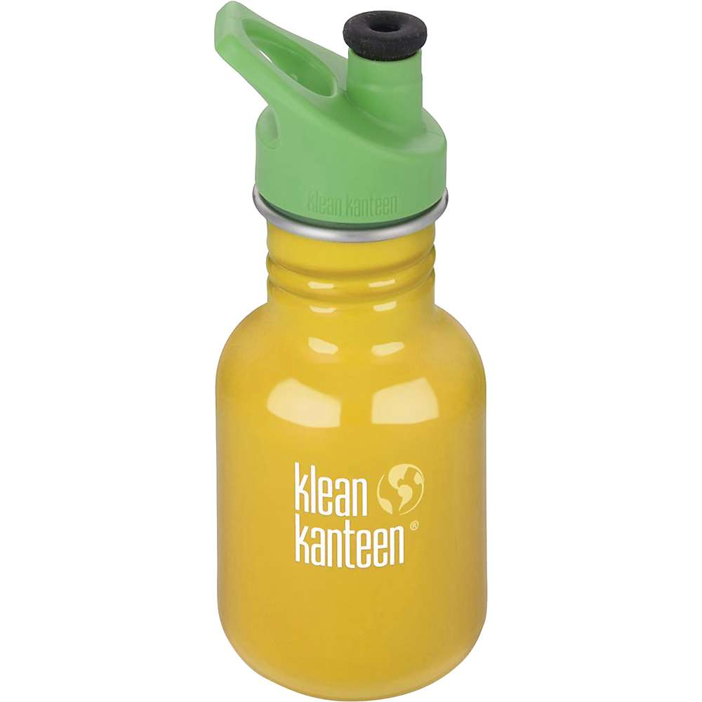 Klean Kanteen Kid Kanteen Sport Bottle - Sport Cap 3.0