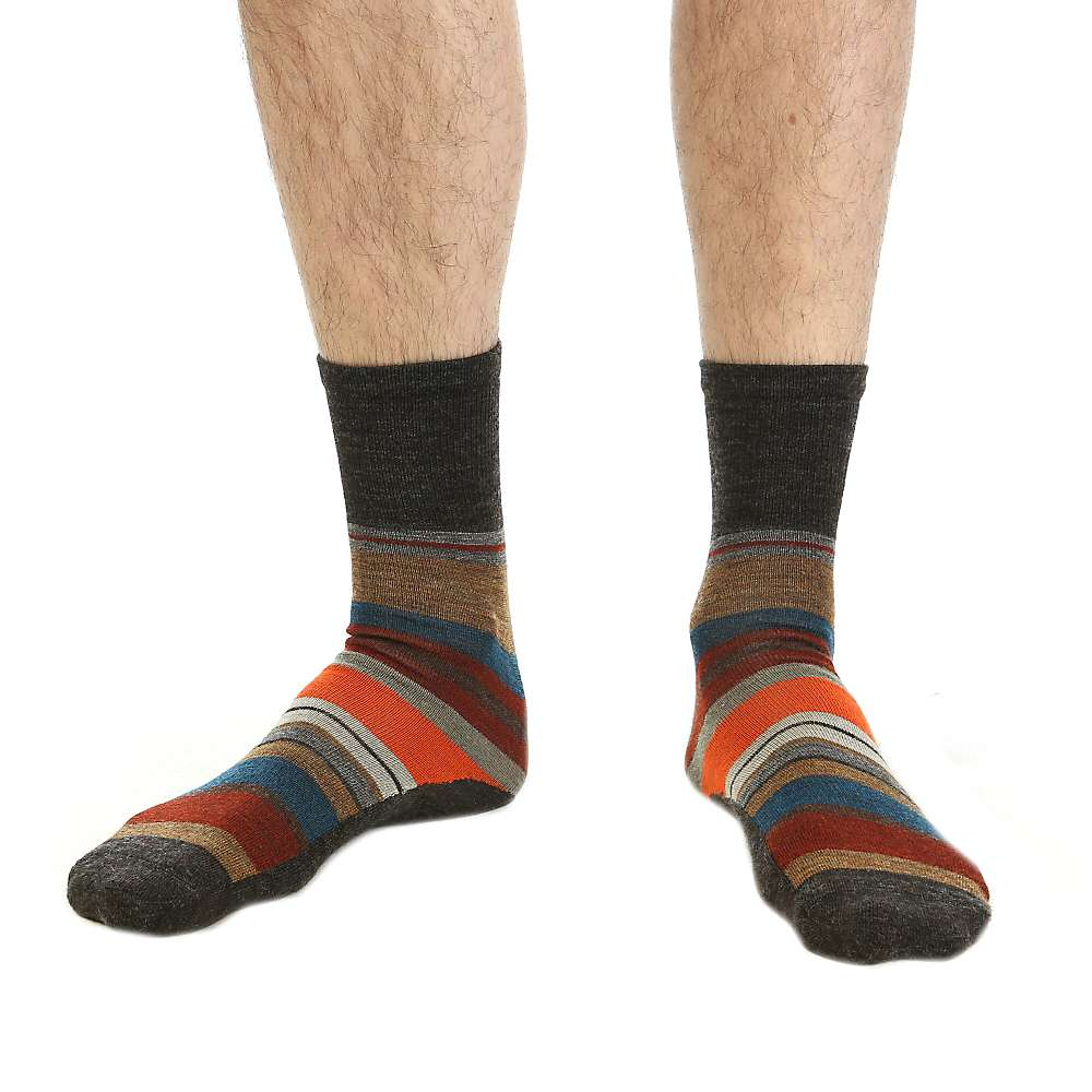 Smartwool Men's Saturnsphere Sock - XL - Chestnut Heather