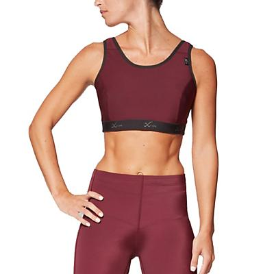 CW-X Stabilyx High Impact Sports Bra - Fig - Women