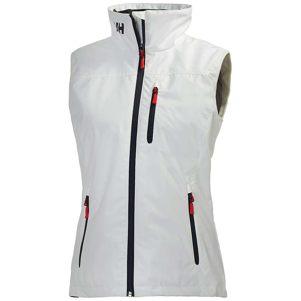 Helly Hansen Women's Crew Vest - Medium - White