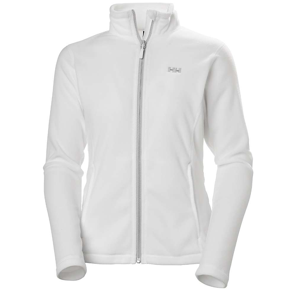 Helly Hansen Women's Daybreaker Fleece Jacket - Medium - White