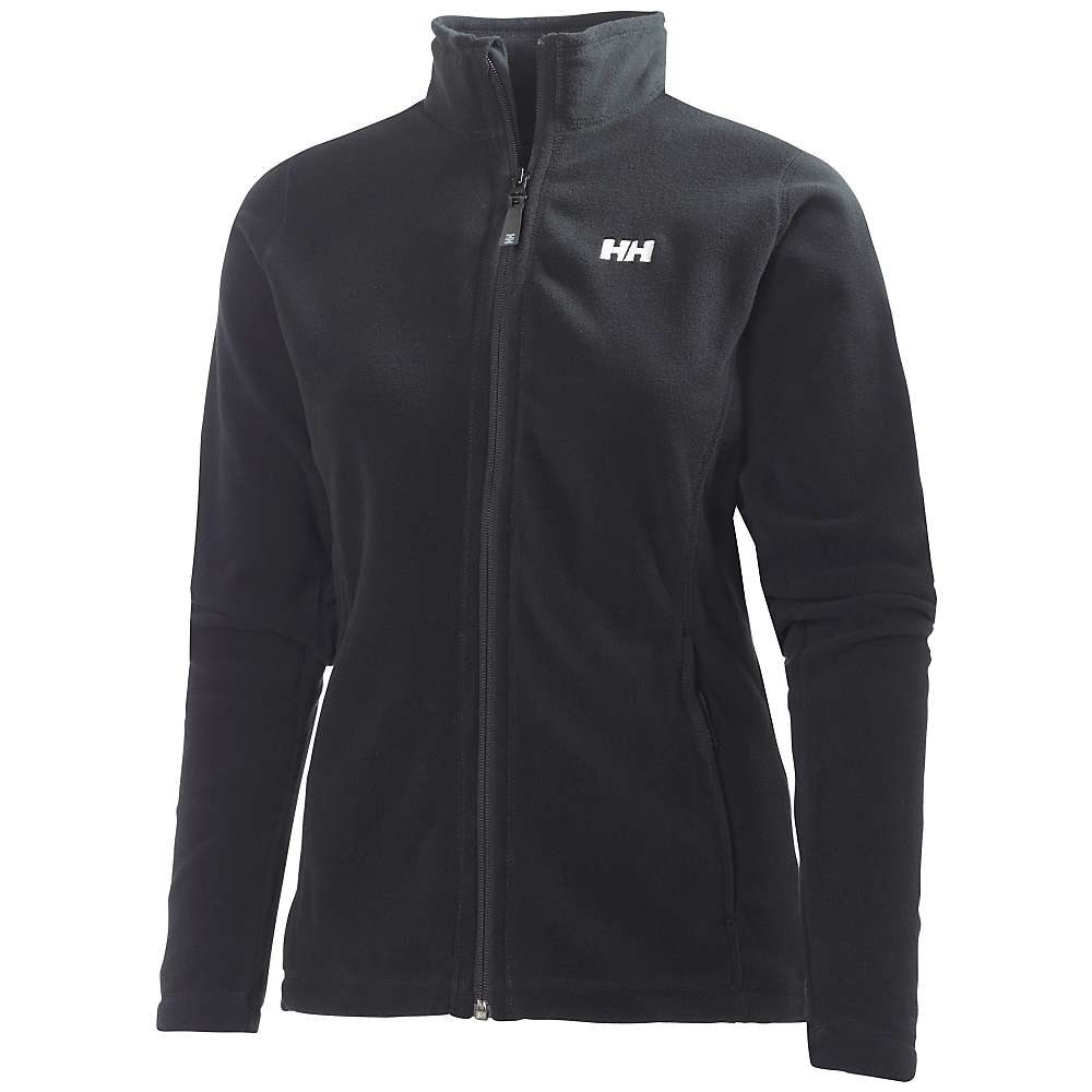 Helly Hansen Women's Daybreaker Fleece Jacket - Small - Black