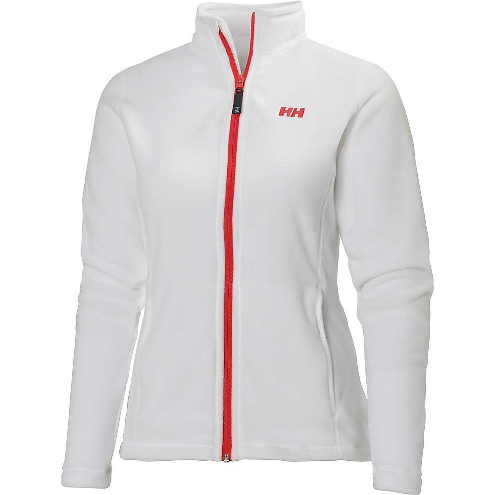 Helly Hansen Women's Daybreaker Fleece Jacket - XS - White 002
