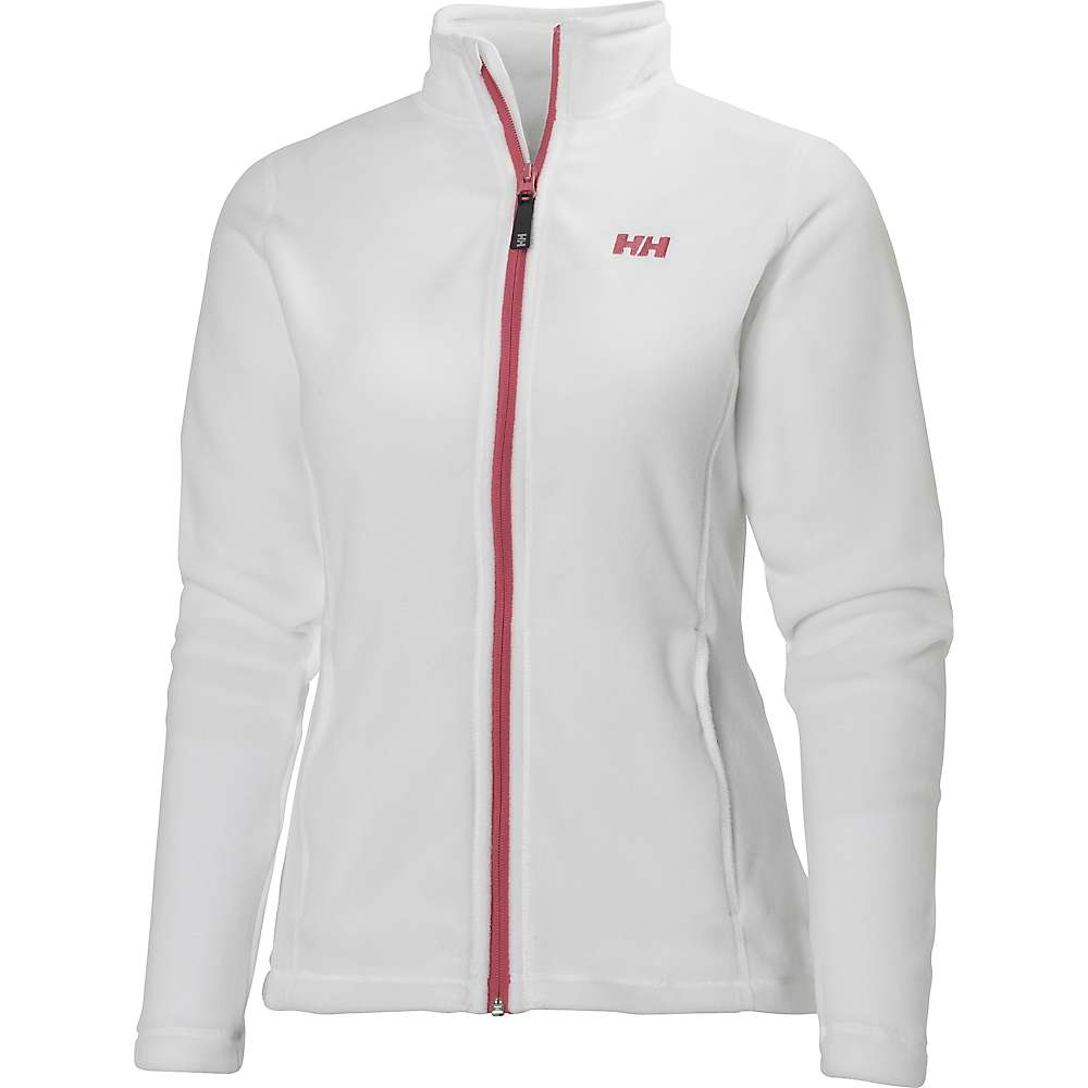 Helly Hansen Women's Daybreaker Fleece Jacket - Small - White 003