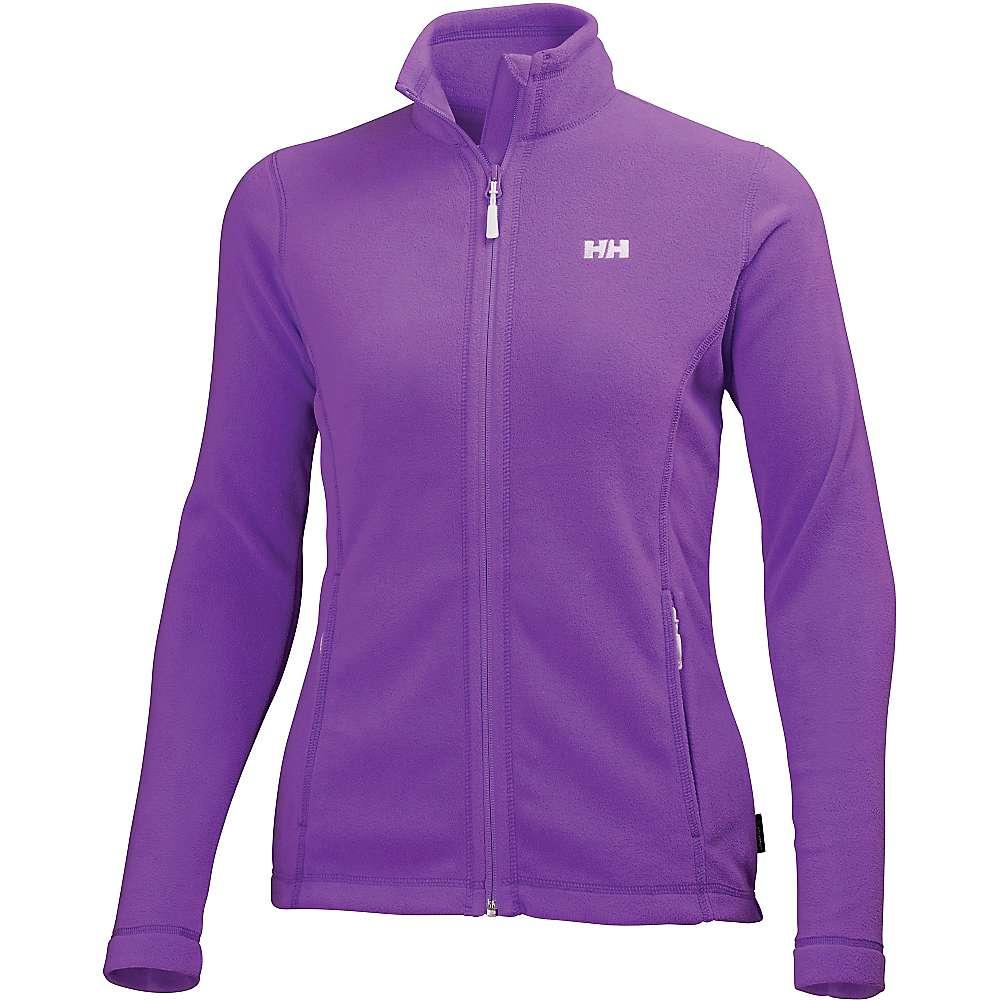 Helly Hansen Women's Daybreaker Fleece Jacket - Small - Sunburned Purple