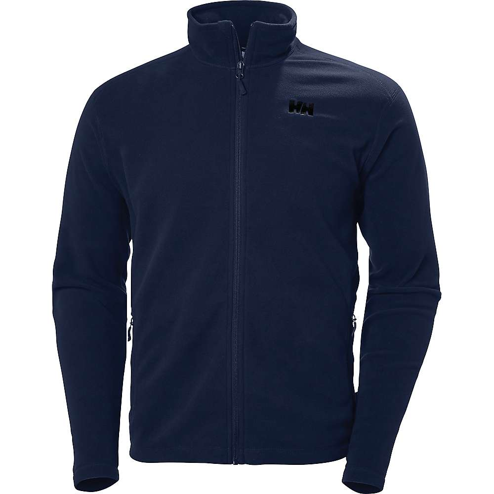 Helly Hansen Men's Daybreaker Fleece Jacket - Small - Evening Blue 690