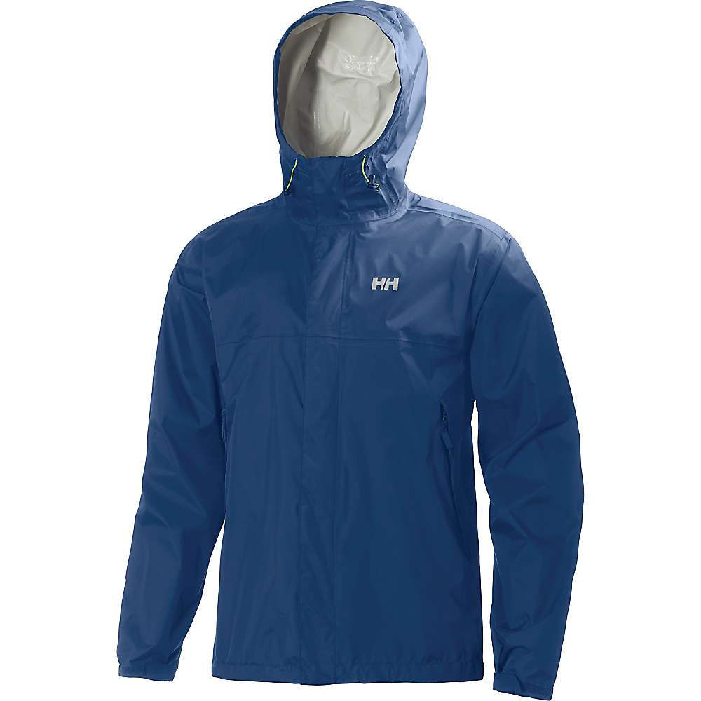 Helly Hansen Men's Loke Jacket - Medium - Marine Blue
