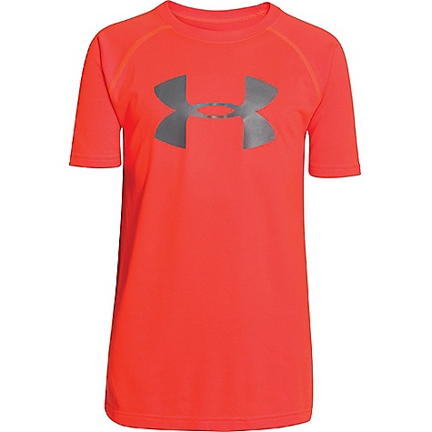 Under Armour Boys' UA Tech Big Logo SS Tee 2543478