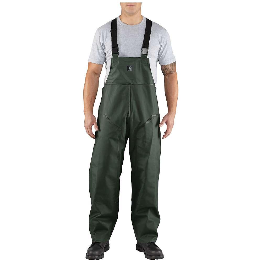 Carhartt Men's Surrey Bib Overall – Large Regular – Green