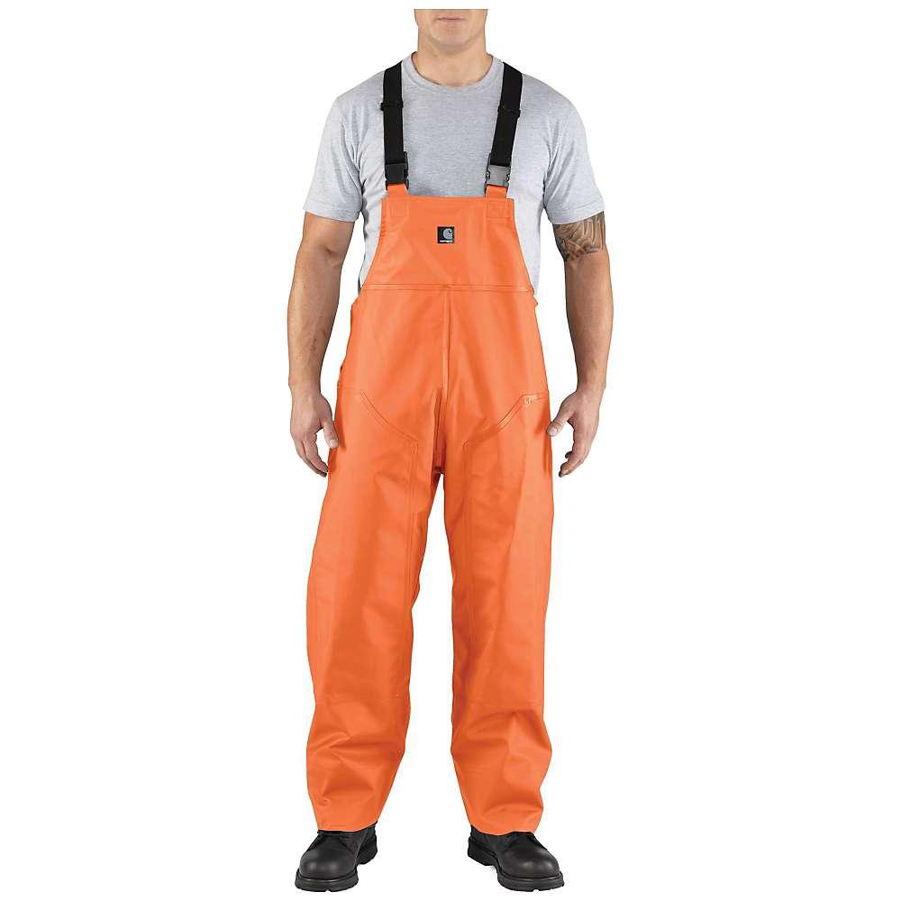 Carhartt Men's Surrey Bib Overall - Medium Regular - Orange thumbnail