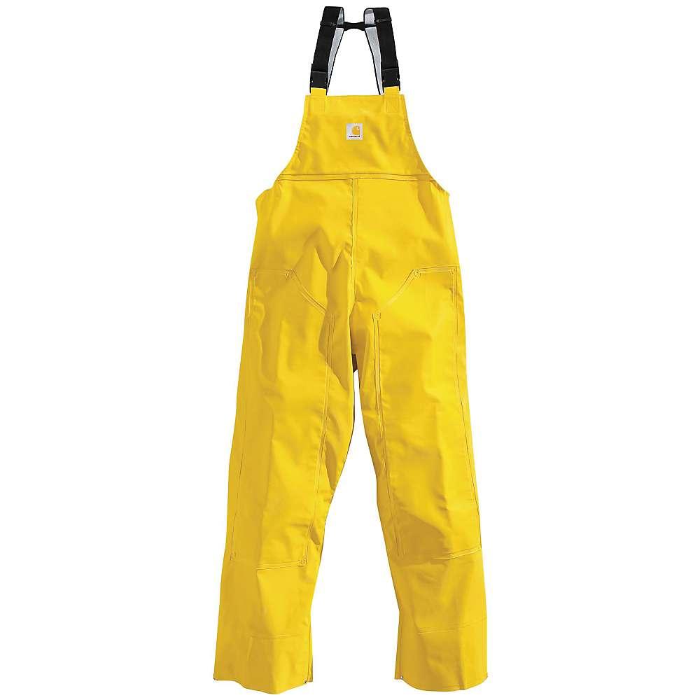 Carhartt Men's Surrey Bib Overall - Large Tall - Yellow thumbnail