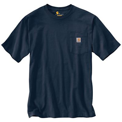 Carhartt Workwear Pocket SS T Shirt - Navy - Men