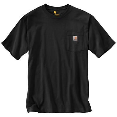 Carhartt Workwear Pocket SS T Shirt - Black - Men