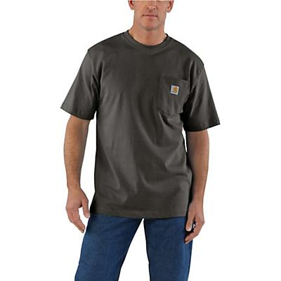Carhartt Workwear Pocket SS T Shirt - Peat - Men
