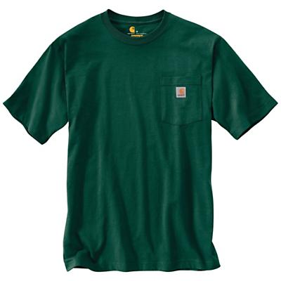 Carhartt Workwear Pocket SS T Shirt - Hunter Green - Men