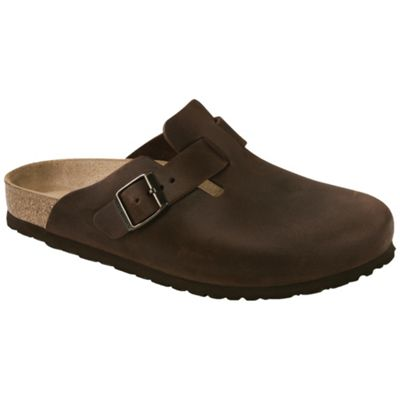 Birkenstock Boston Clog - Habana Oiled Leather