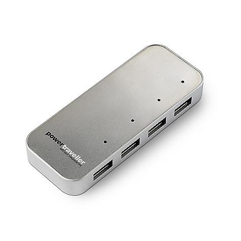 Powertraveller SpiderMonkey USB Hub 2058089