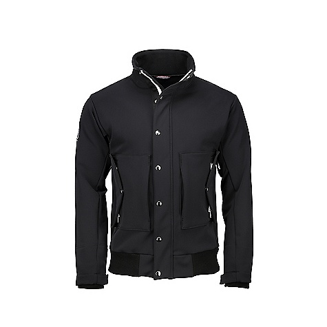 The American Mountain Co No. 307 Mid-Altitude Softshell Jacket