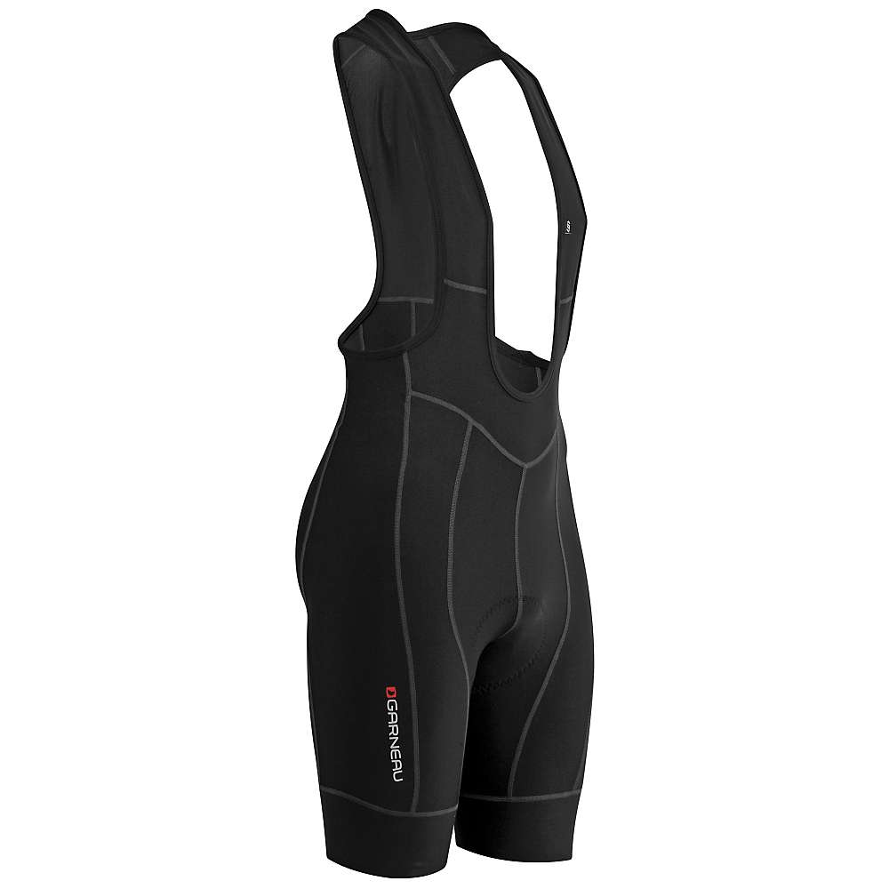 Louis Garneau Men's Fit Sensor Bib 2 - XL - Black