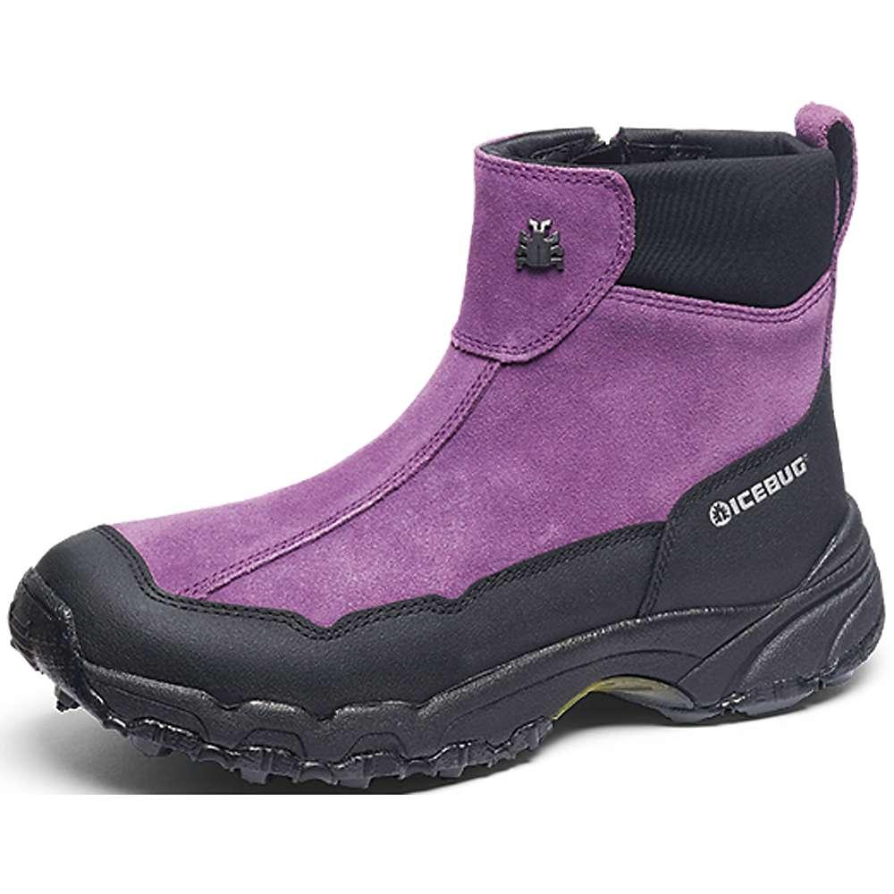 Icebug Women's Metro BUGrip Boot - 6.5 - Purple