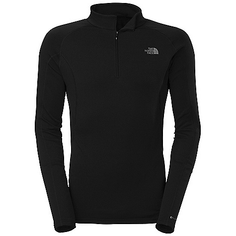 The North Face Expedition L/S Zip Neck