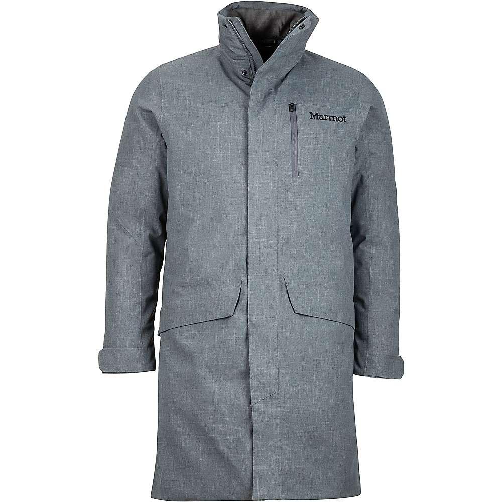 Marmot Men's Njord Jacket - Small - Cinder