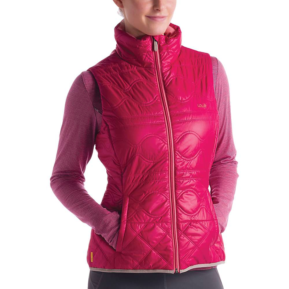 Lole Women's Icy 2 Vest - Large - Red Sea