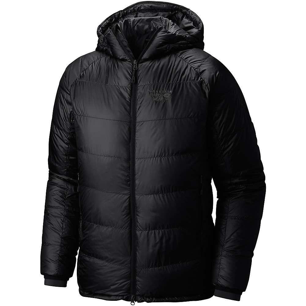 Mountain Hardwear Men's Phantom Hooded Down Jacket - Small - Black 010