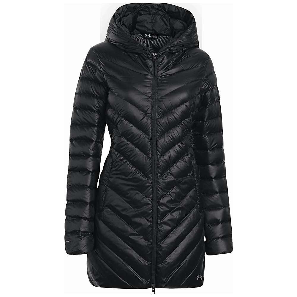 Under Armour Women's Coldgear Infrared Uptown Parka - Medium - Black / Steeple Gray