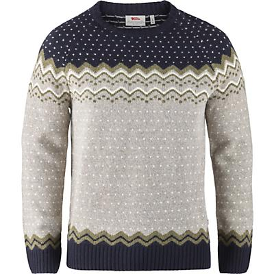 Fjallraven Ovik Knit Sweater - Navy - Men