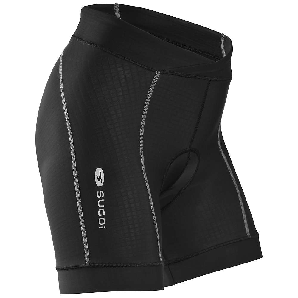 Sugoi Women's Evolution Shorty - XS - Black