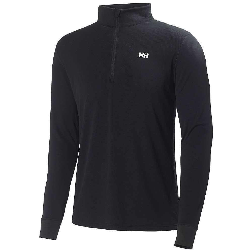 Helly Hansen Men's HH Active Flow 1/2 Zip Top - Small - Black