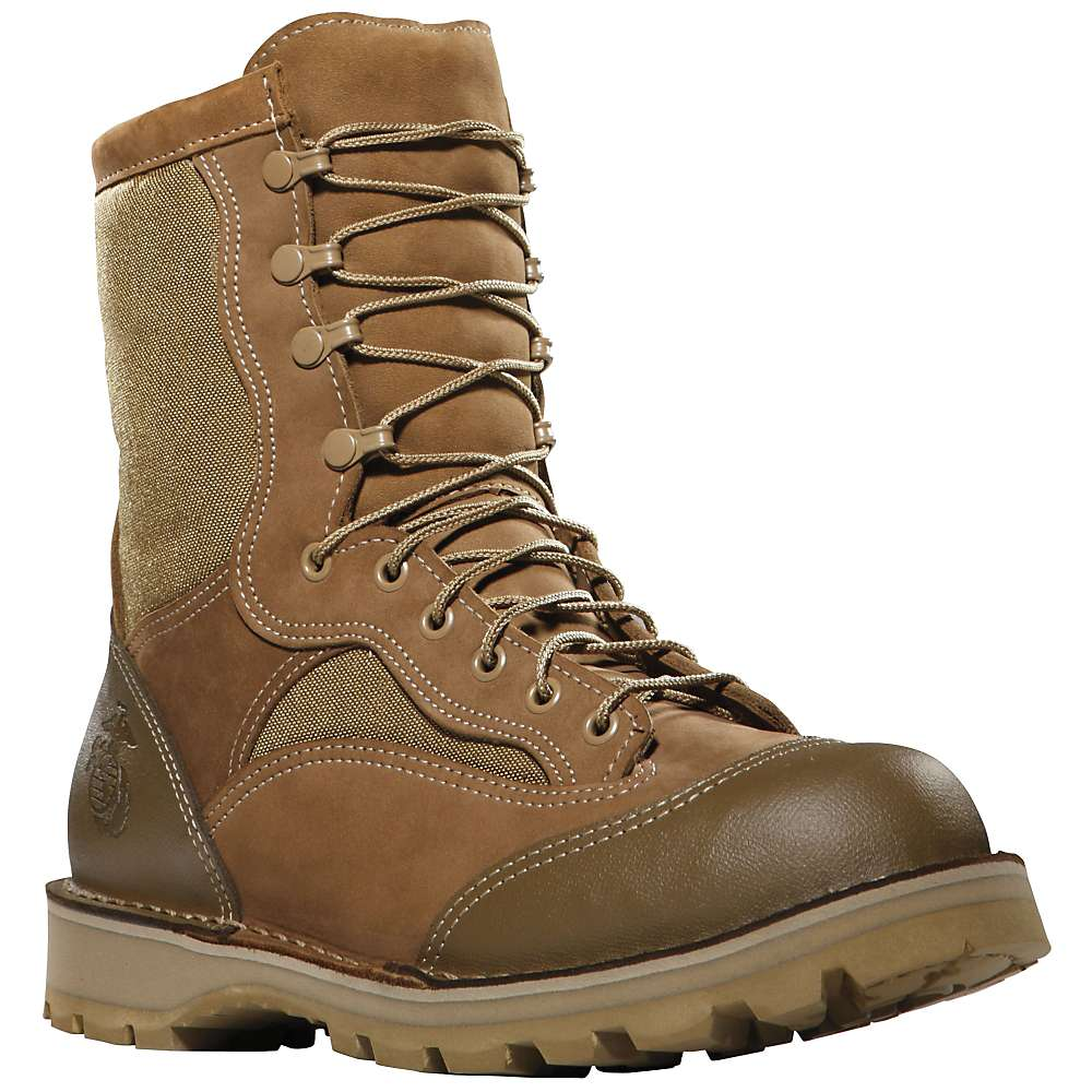 Danner Men's USMC Rat 8IN GTX Boot - 3.5 R - Mojave