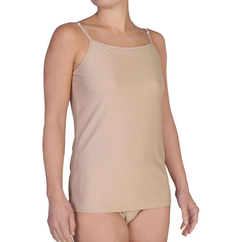 ExOfficio Women's Give-N-Go Shelf Bra Camisole - Medium - Nude