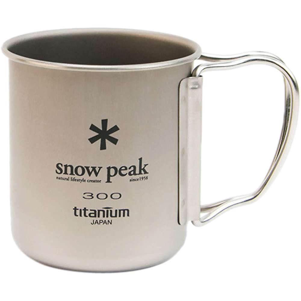 Snow Peak Single Wall 300 Cup