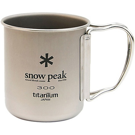Snow Peak Single Wall 300 Cup 2231727