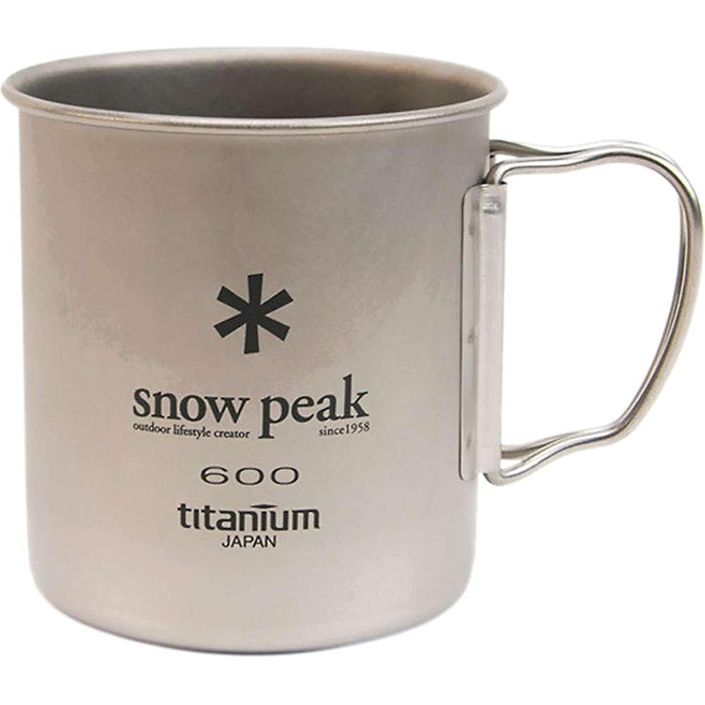 Snow Peak Single Wall 600 Cup
