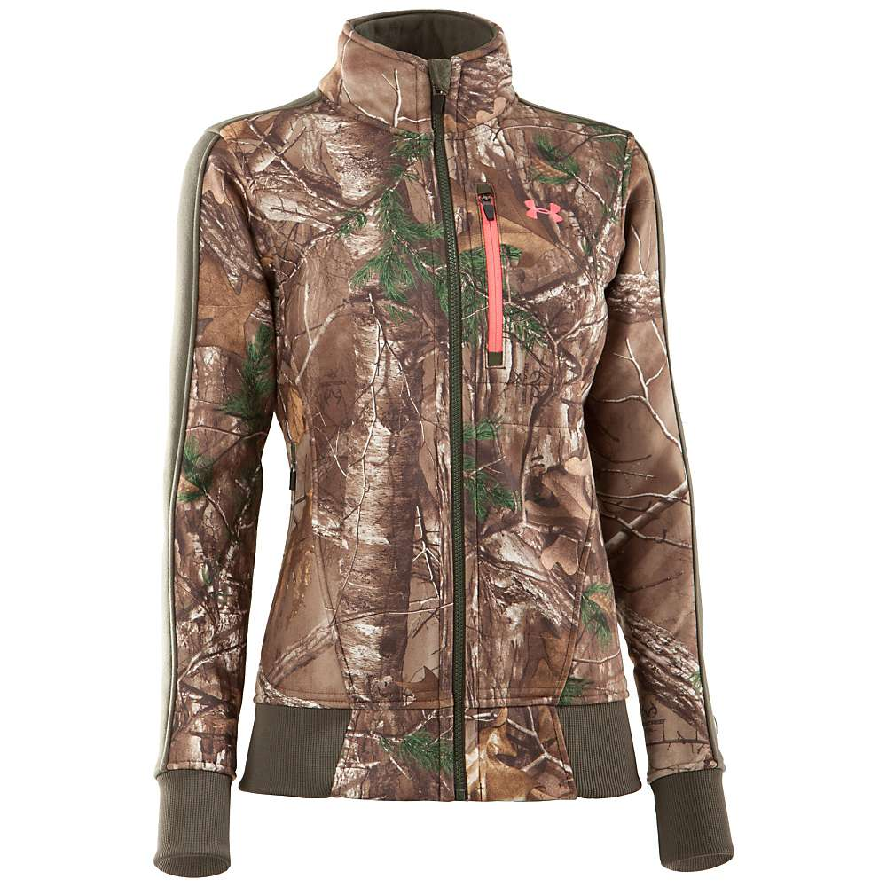 Under Armour Women's UA Ayton Jacket - Small - Realtree AP-Xtra / Perfection