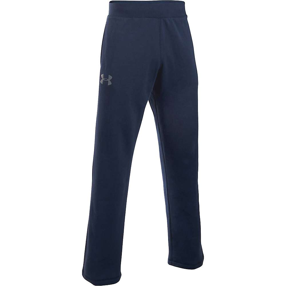 Under Armour Men's UA Rival Cotton Pant - XXL - Midnight Navy / Graphite